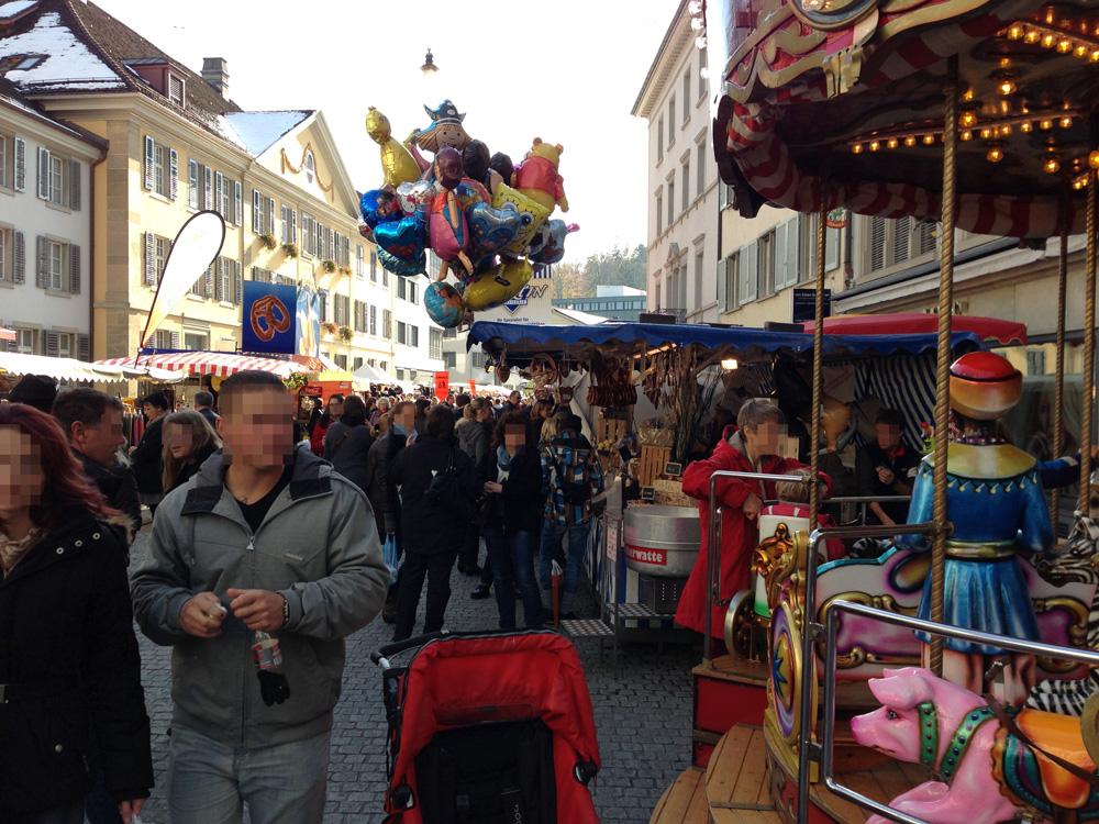 <h1>Martinimarkt Winterthur</h1>